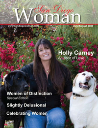 SD Woman Mag Cover Press | Photography by True Photography Weddings