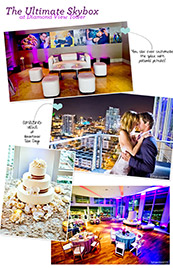 Ultimate Skybox magazine Press | Photography by True Photography Weddings